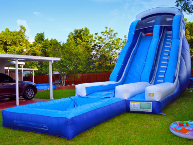 Essential Things To Consider Prior To Purchasing A Water Slide